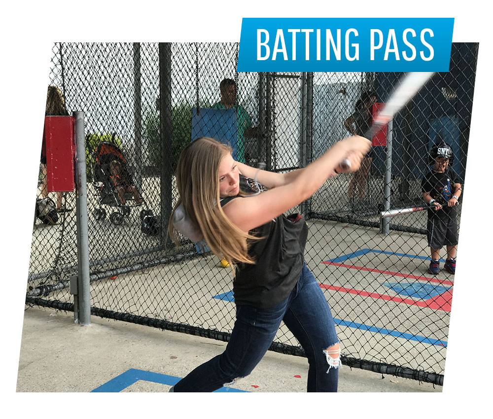 Batting Pass | Swings-N-Things Family Fun Park | Olmstead Twp, OH