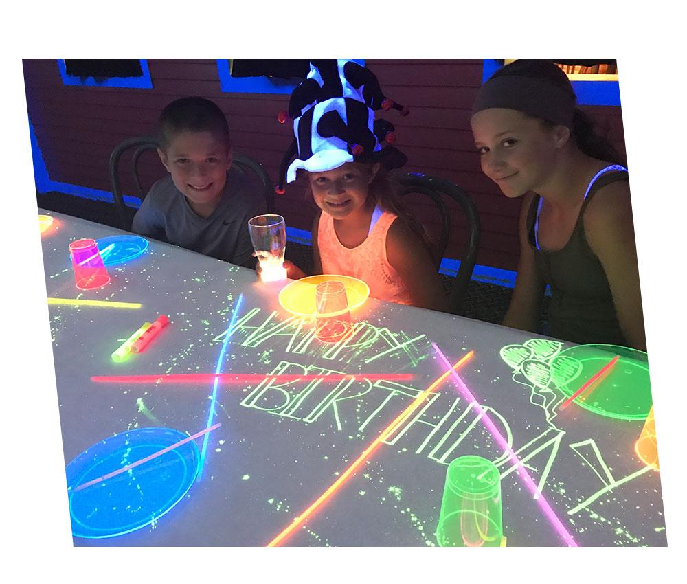 Birthday Parties | Swings-N-Things Family Fun Park | Olmstead Twp, OH