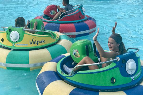 Bumper Boaters | Swings-N-Things Family Fun Park | Olmstead Twp, OH