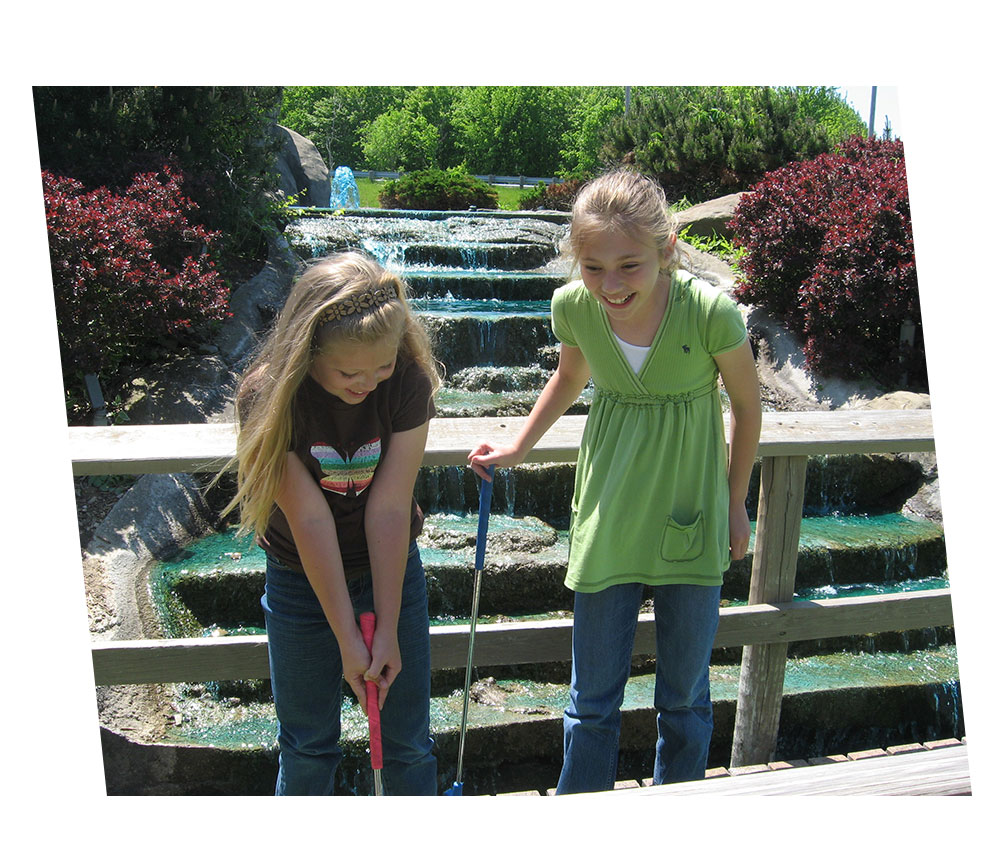 Family Mini Golf | Swings-N-Things Family Fun Park | Olmstead Twp, OH