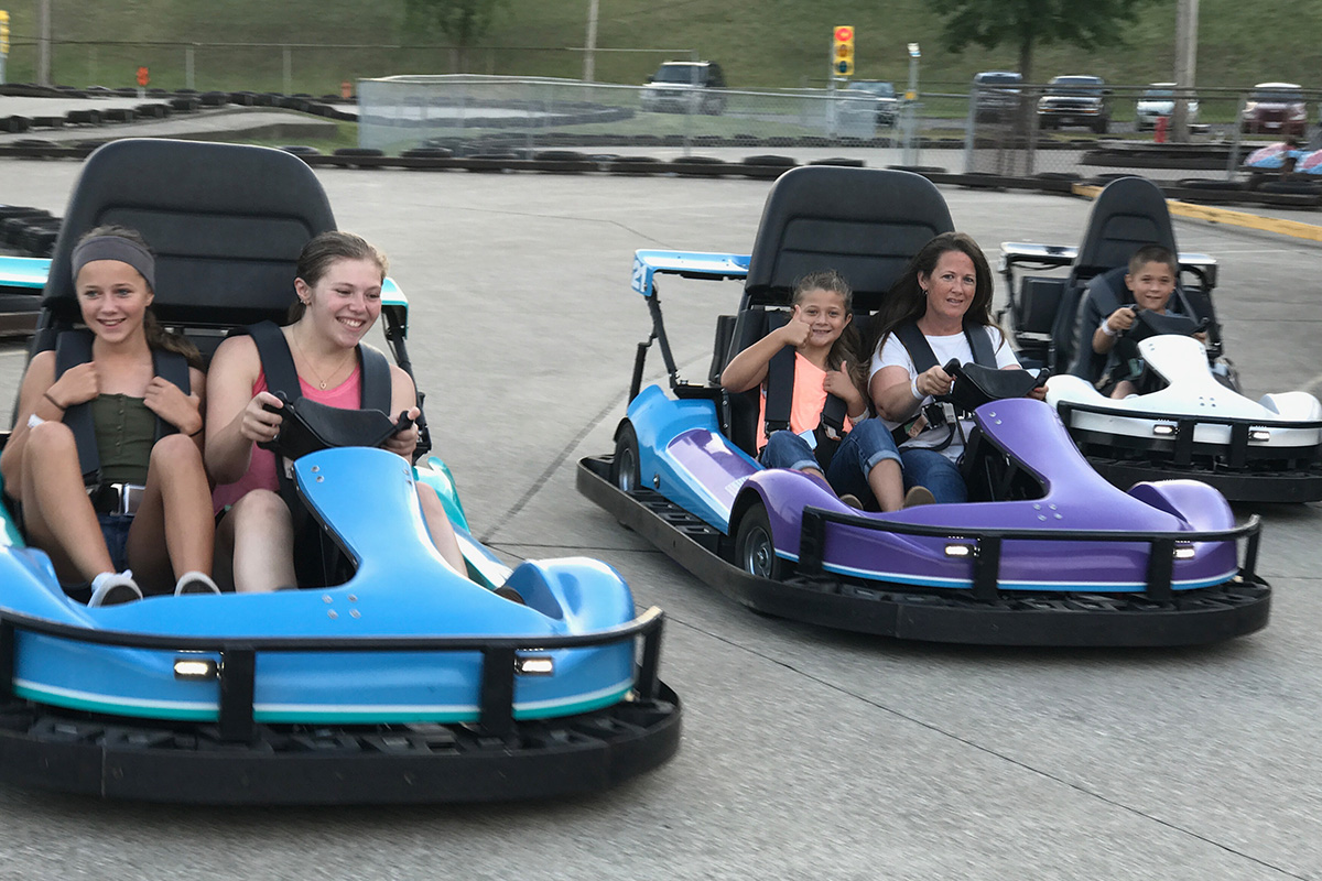 Go Karts Cleveland >> Go Karts Swings N Things Family Fun Park Cleveland Oh