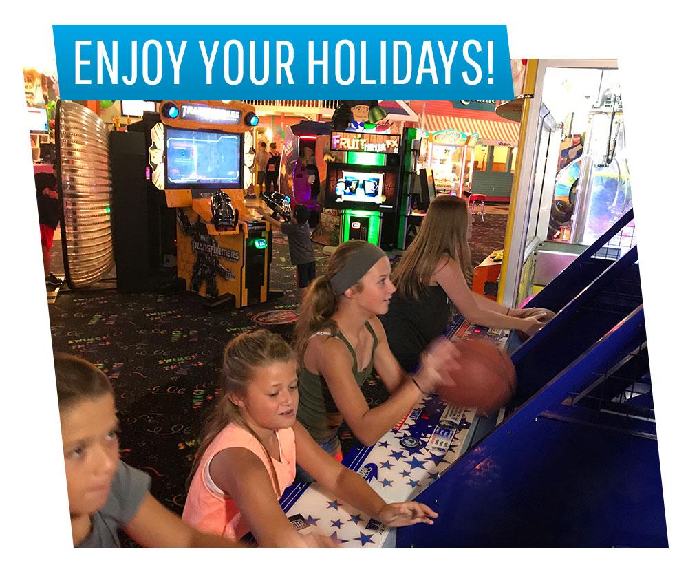 Holiday Package | Swings-N-Things Family Fun Park | Olmstead Twp, OH