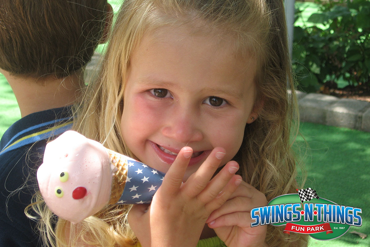 Ice Cream | Swings-N-Things Family Fun Park | Olmstead Twp, OH