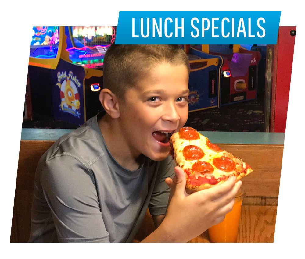 Lunch Specials | Swings-N-Things Family Fun Park | Olmstead Twp, OH
