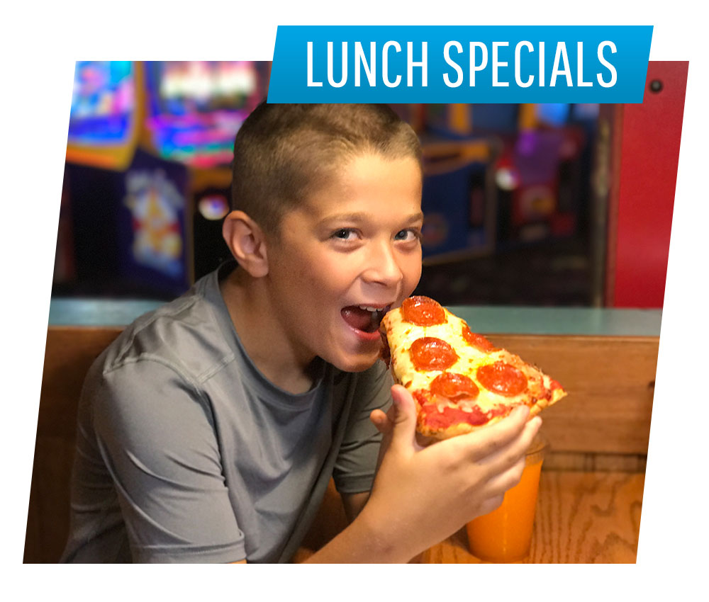 Lunch Specials | Swings-N-Things Family Fun Park | Olmstead Twp, OH
