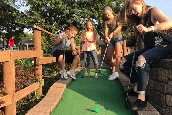 Awesome Mini Golf Fun   Swings-N-Things Family Fun Park   Olmstead Twp, OH