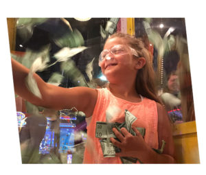 Money Machine | Swings-N-Things Family Fun Park | Olmstead Twp, OH