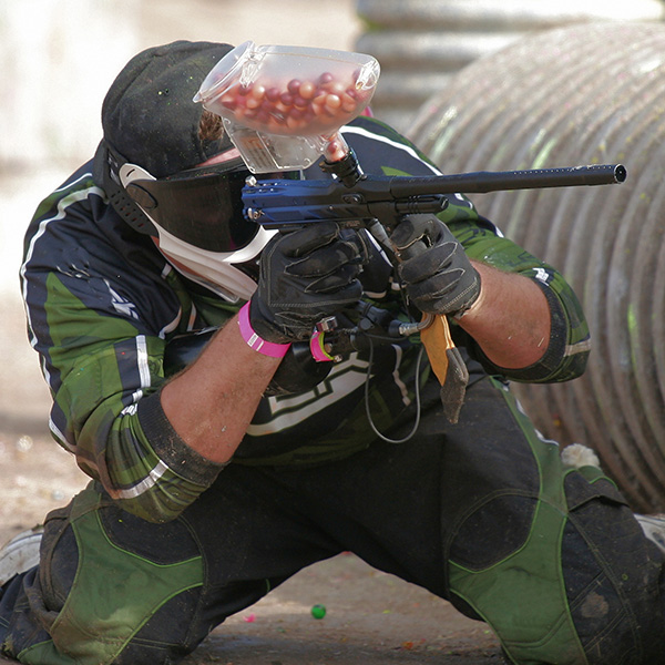 Paintball Party (Thumbnail)
