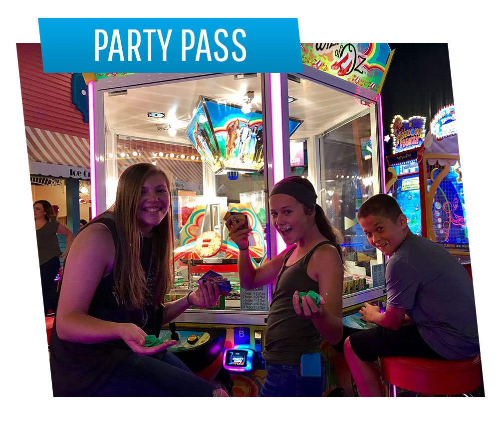 Party Pass | Swings-N-Things Family Fun Park | Olmstead Twp, OH