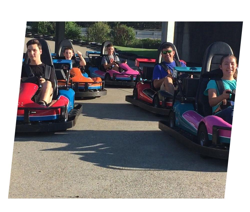 School Trip Go Karts | Swings-N-Things Family Fun Park | Olmstead Twp, OH