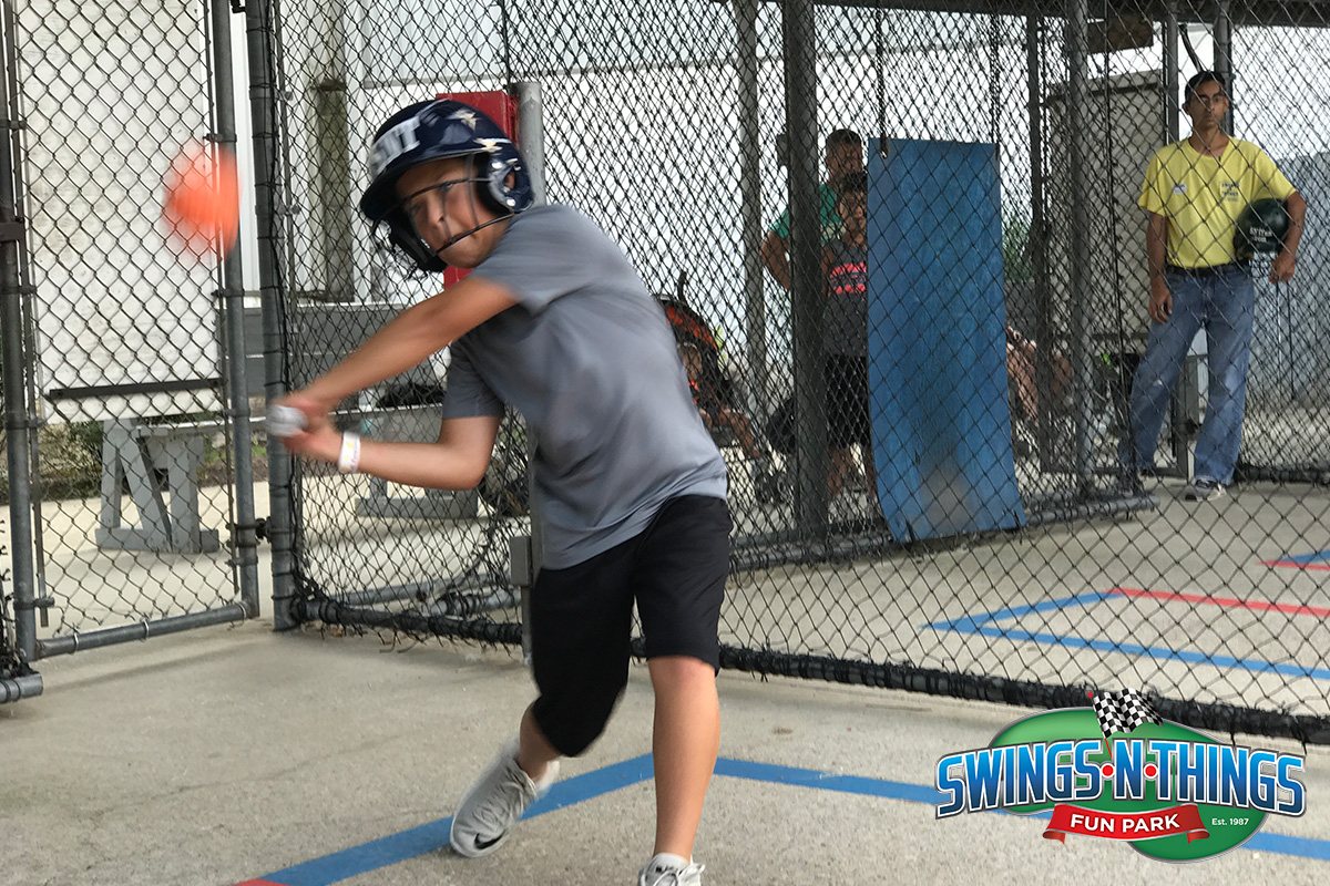 Go Karts Cleveland >> Batting Cages | Swings-N-Things Family Fun Park ...