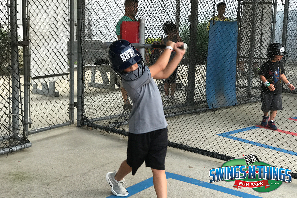 Batting Cages | Swings-N-Things Family Fun Park | Olmstead Twp, OH