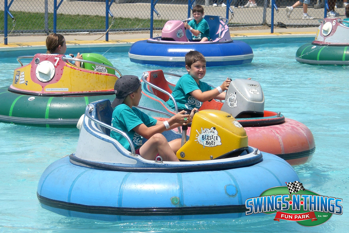 Go Karts Cleveland >> Bumper Boats | Swings-N-Things Family Fun Park | Cleveland, OH