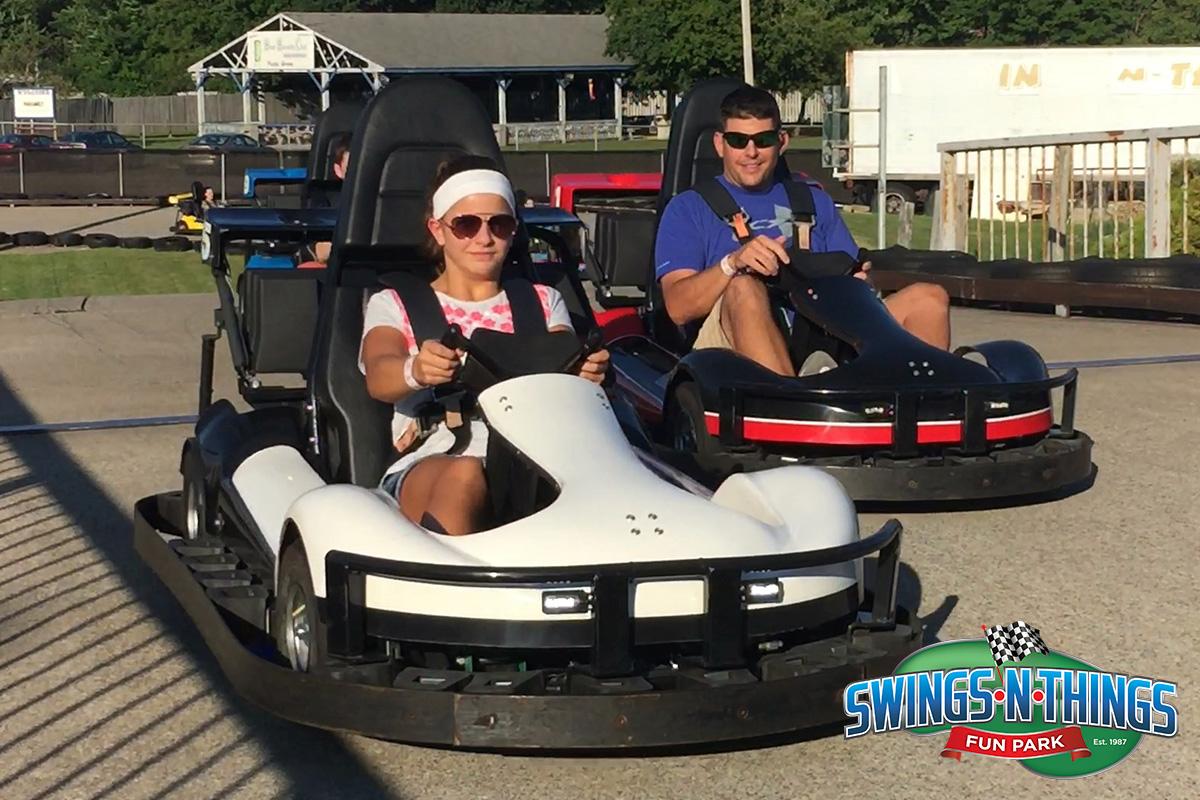Go Karts | Swings-N-Things Family Fun Park | Olmstead Twp, OH