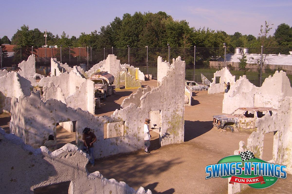Paintball Village | Swings-N-Things Family Fun Park | Olmstead Twp, OH