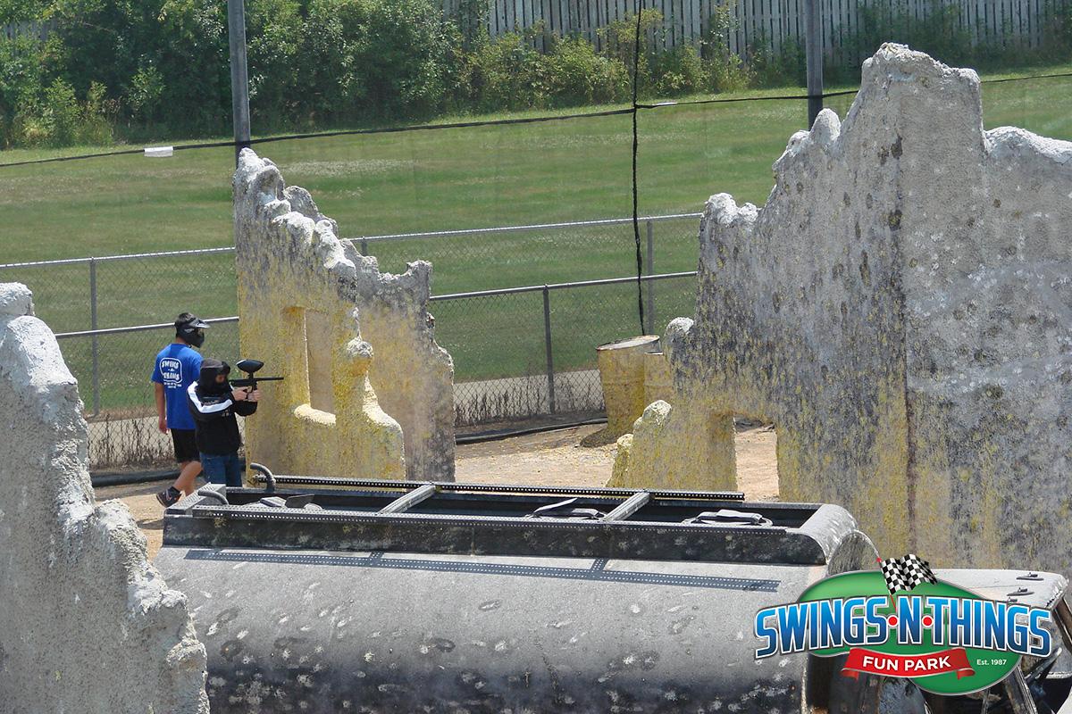 Paintball | Swings-N-Things Family Fun Park | Olmstead Twp, OH