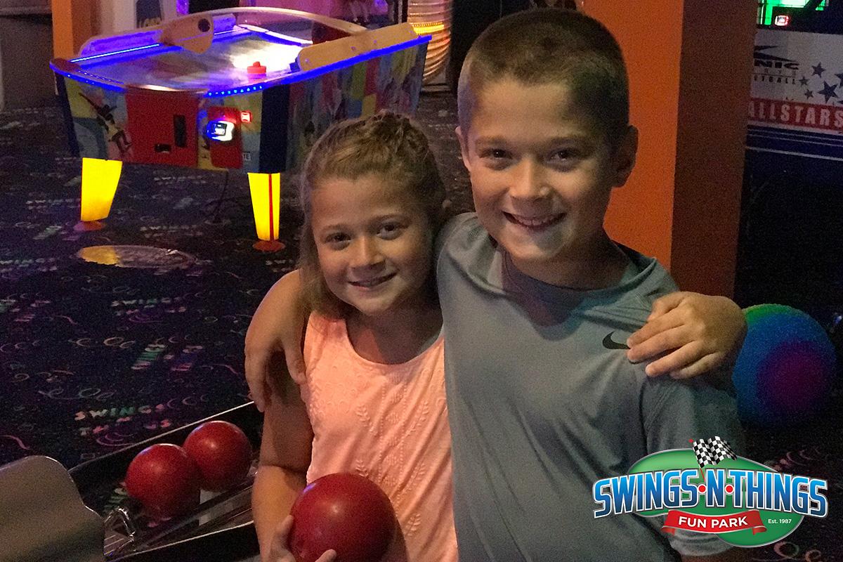 Mini Bowling | Swings-N-Things Family Fun Park | Olmstead Twp, OH