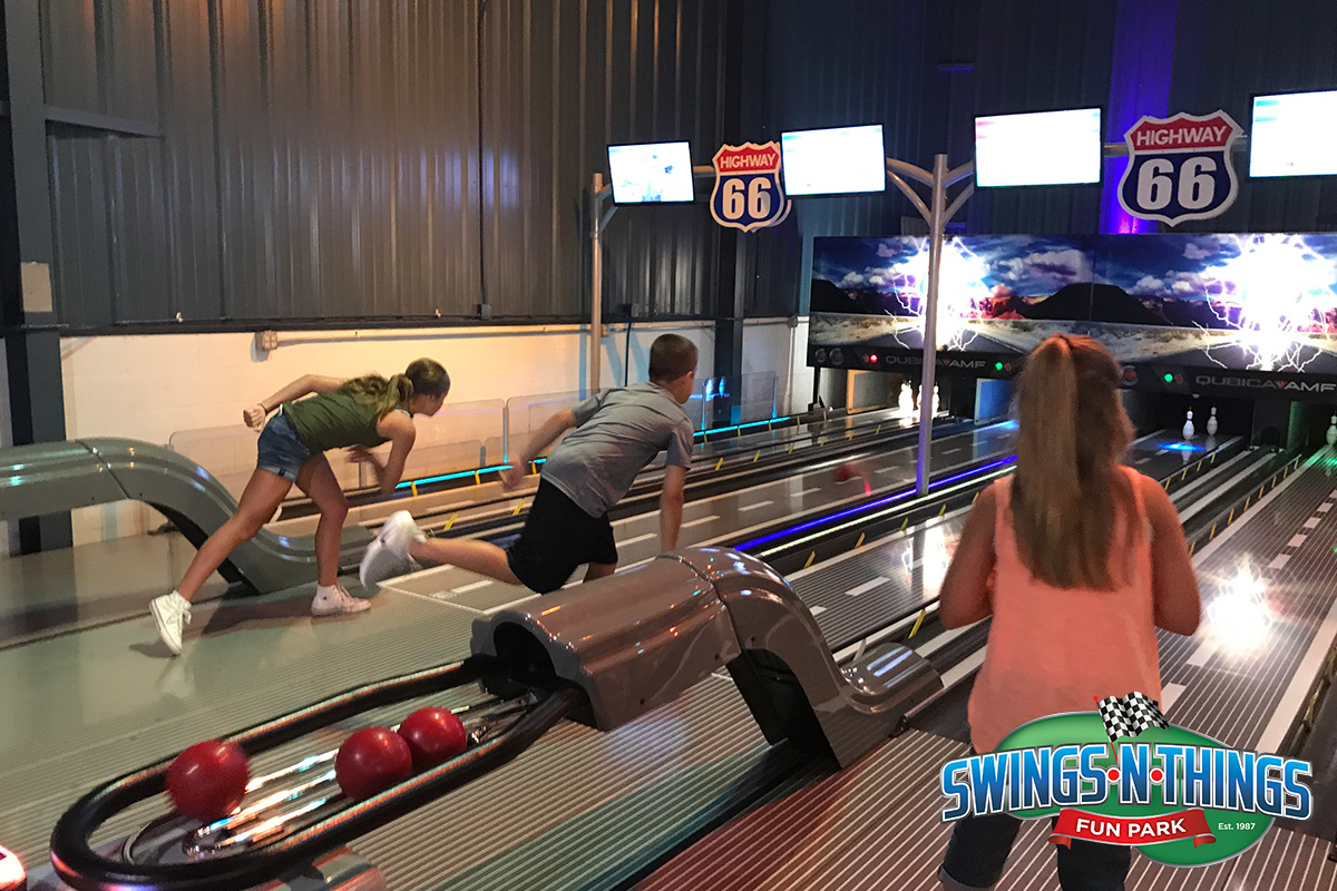 Highway 66 Bowling | Swings-N-Things Family Fun Park | Olmstead Twp, OH