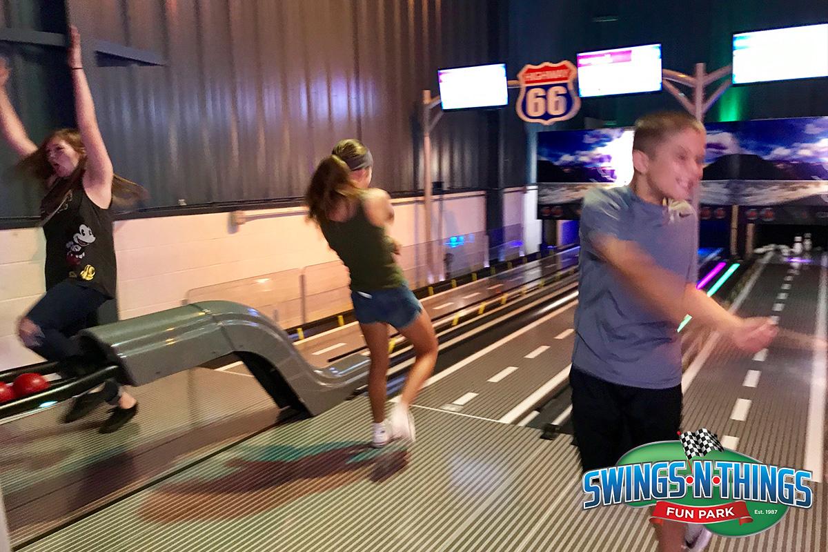 Strike Zone Bowling | Swings-N-Things Family Fun Park | Olmstead Twp, OH