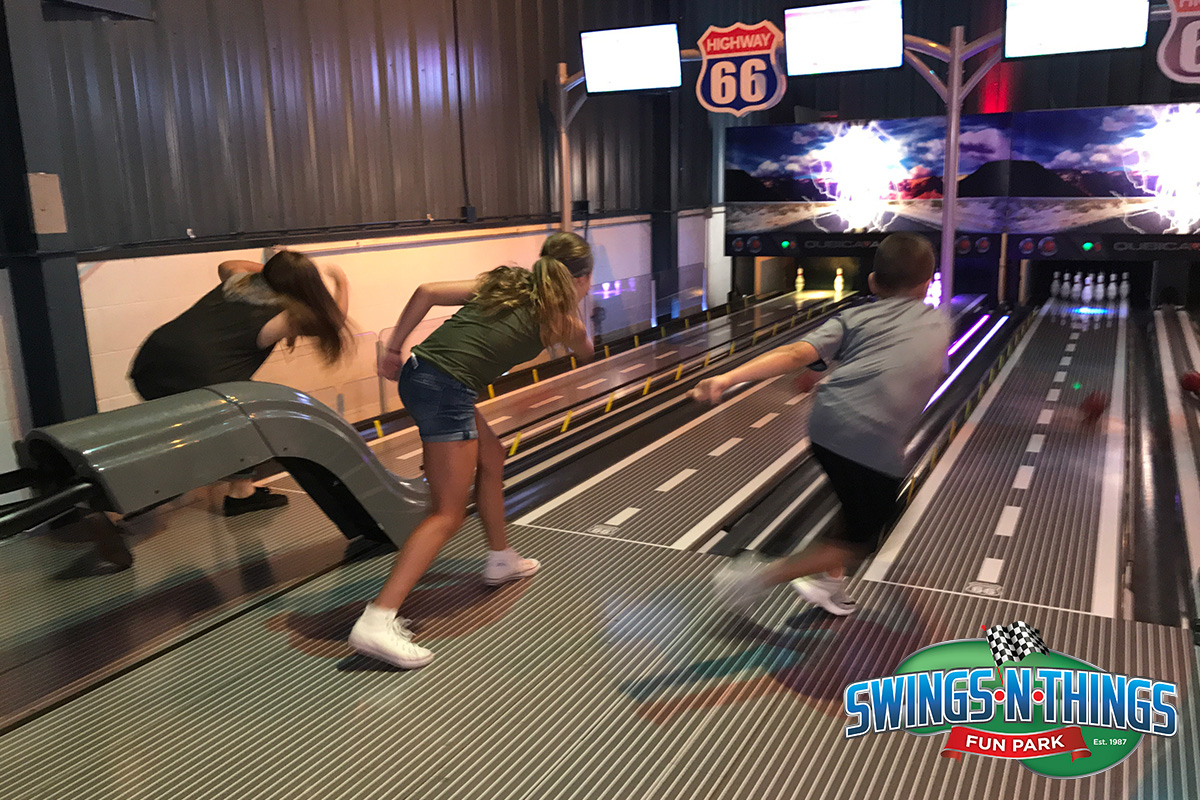Bowling Fun | Swings-N-Things Family Fun Park | Olmstead Twp, OH