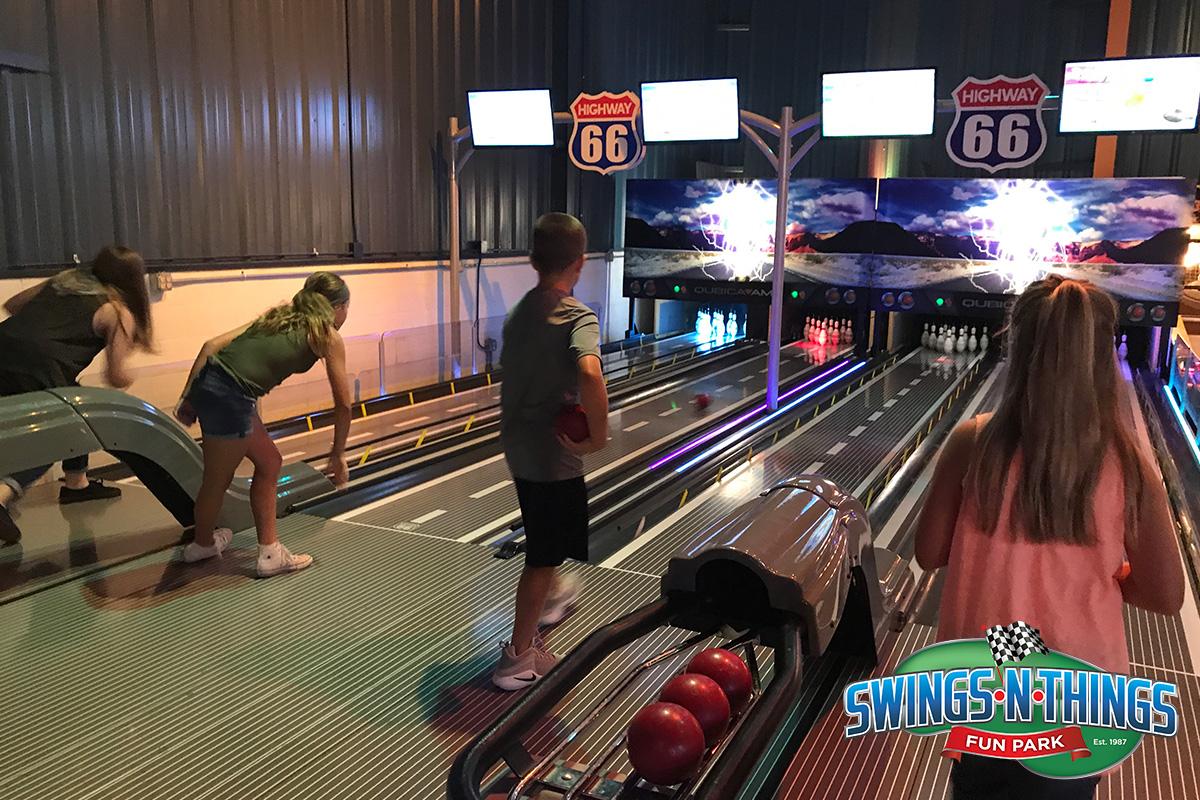 Miniature Bowling | Swings-N-Things Family Fun Park | Olmstead Twp, OH