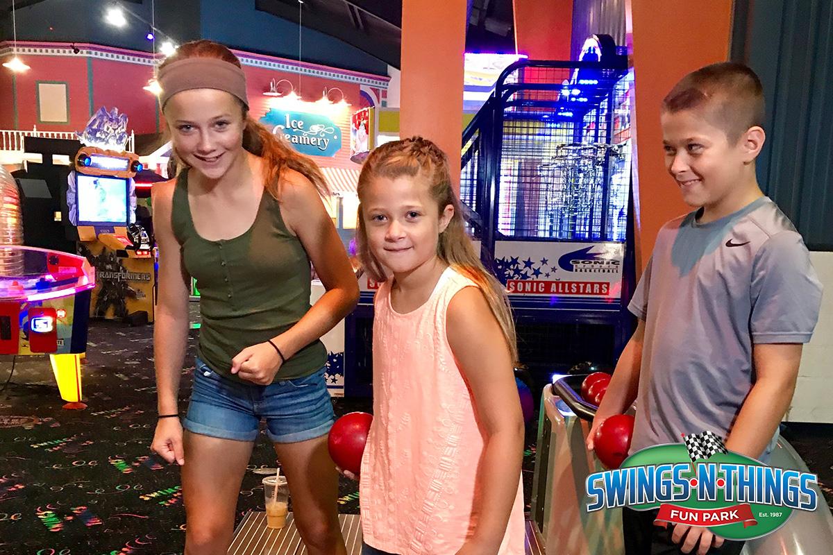 Kids Fun Bowling | Swings-N-Things Family Fun Park | Olmstead Twp, OH