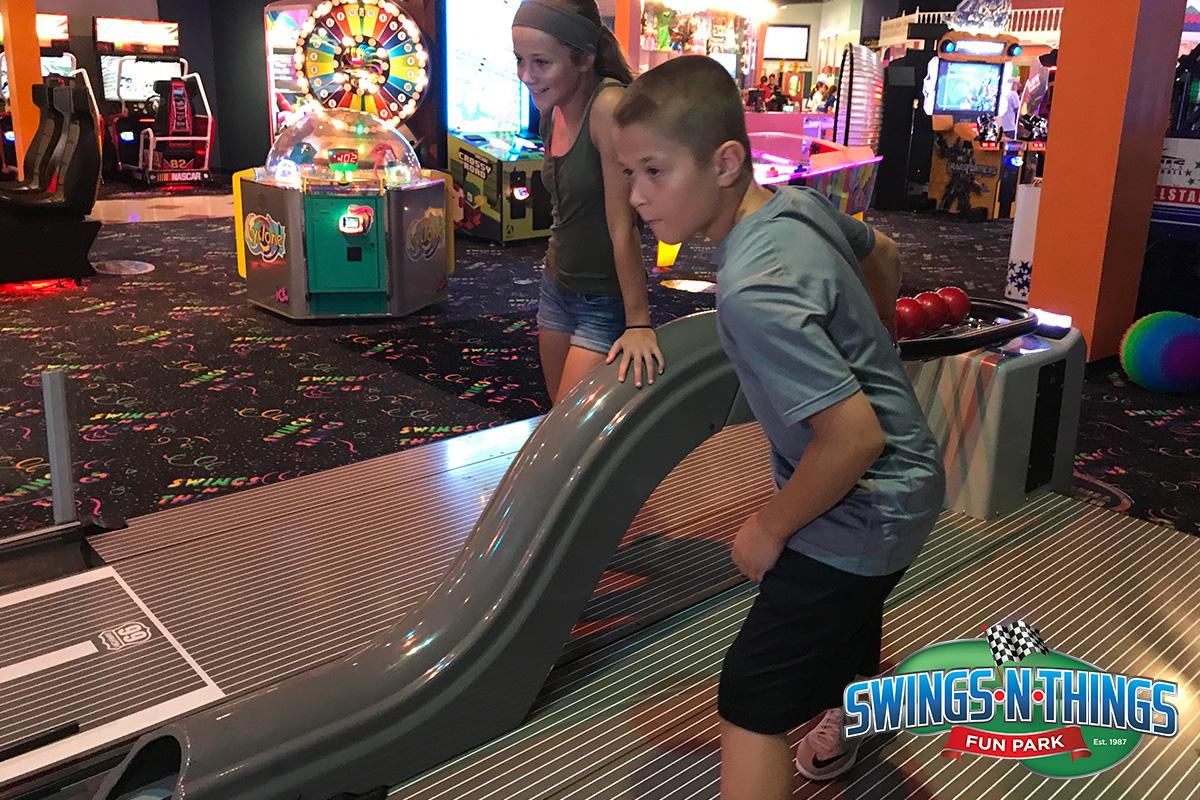 Kids Bowling | Swings-N-Things Family Fun Park | Olmstead Twp, OH