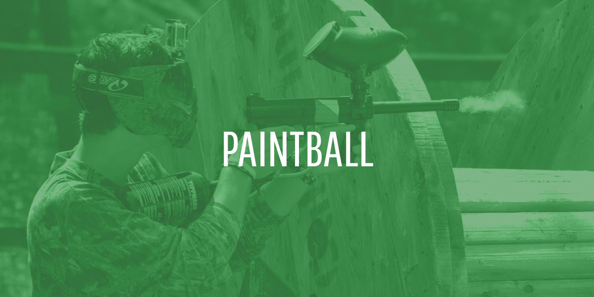 Youth Paintball Event Pack